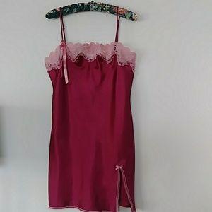 Victoria's Secret Angels  lingerie slip